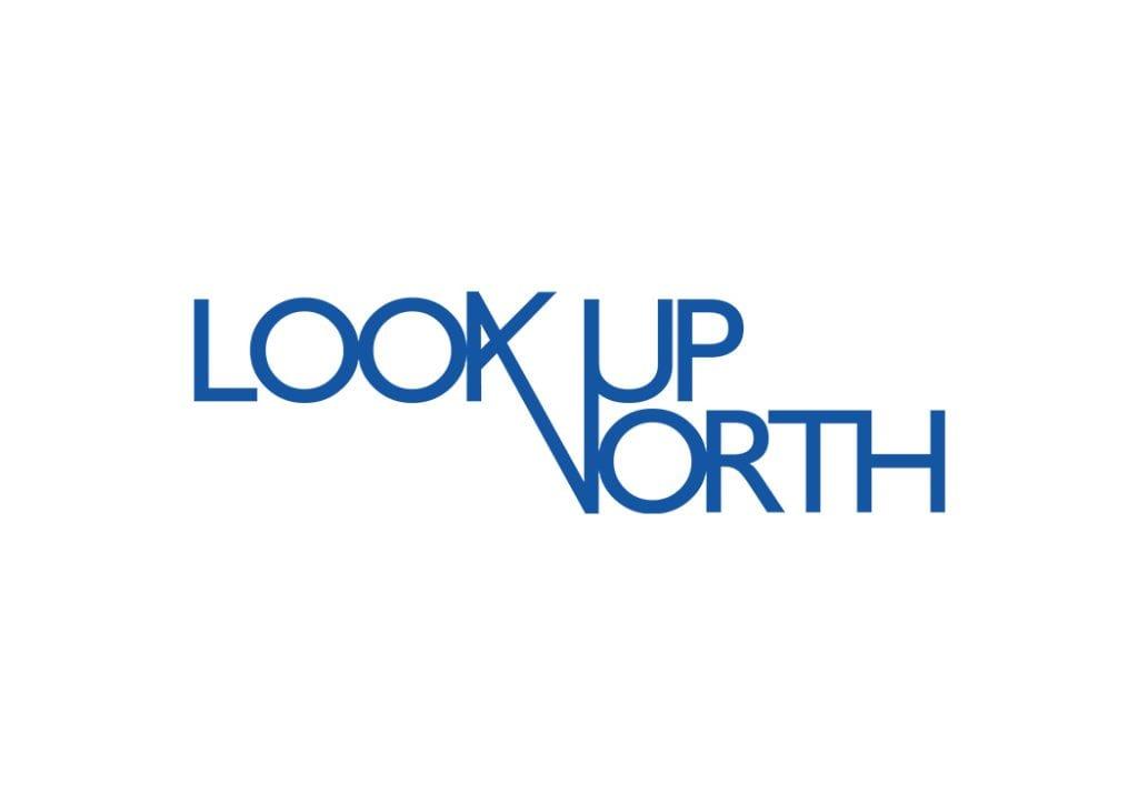 Projekt logo LookUp North