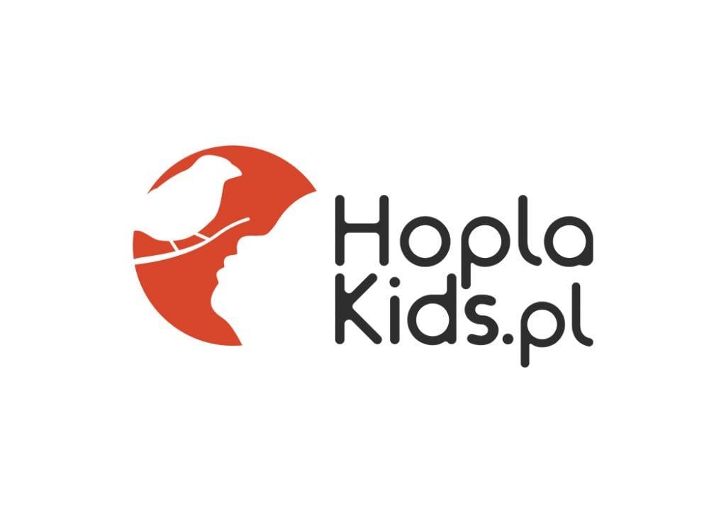 Projekt logo Hopla Kids