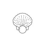 Logo muszla